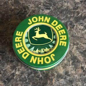 John Deere coaster set